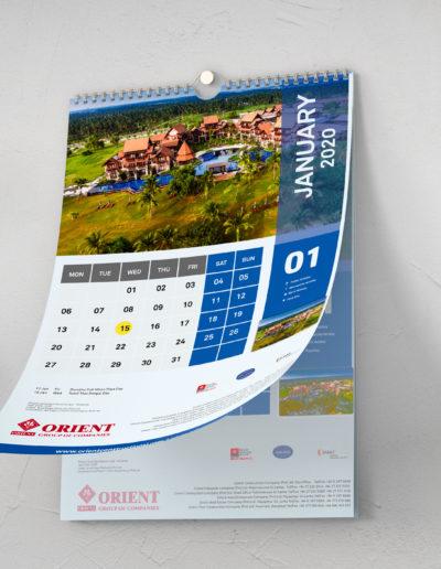 Professional Online Calendar Designs