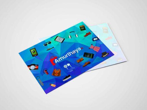 Amurthaya.lk Post Design