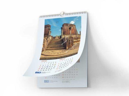 Calendar Design Sample