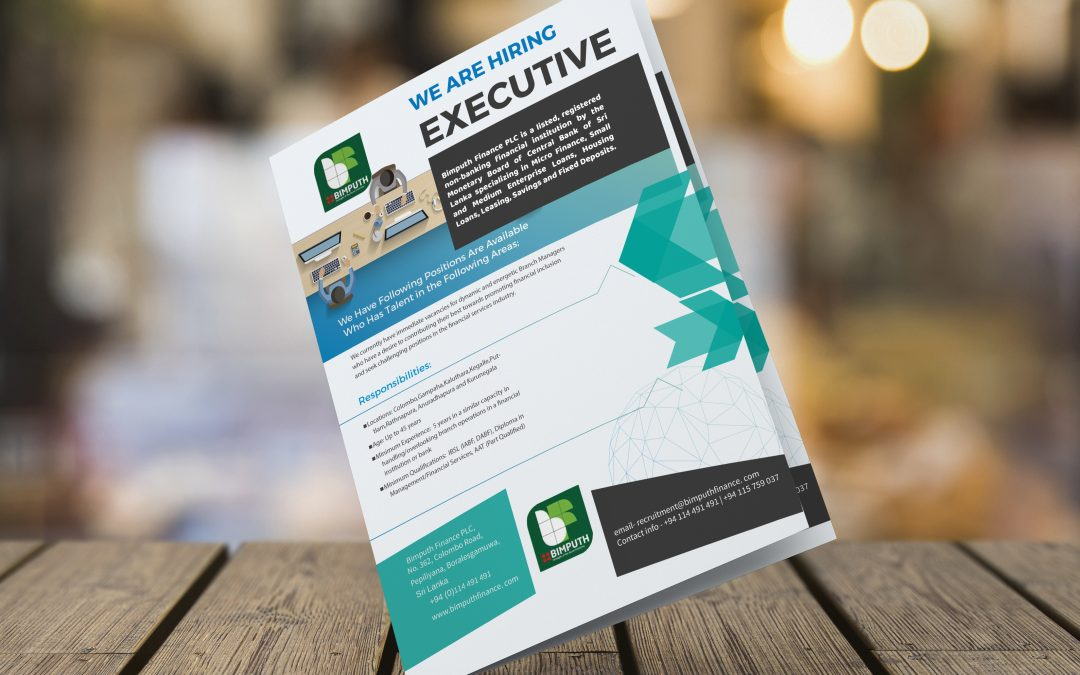 BIMPUTH Brochure Design