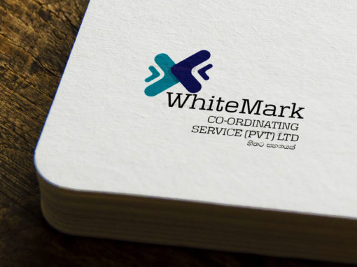 White Mark logo Design