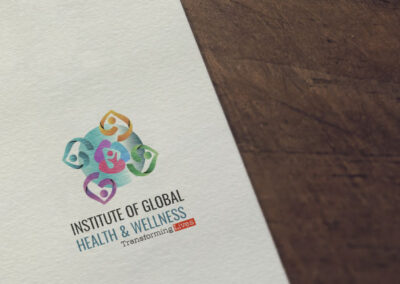 Institute Of Global Health & Wellness Logo