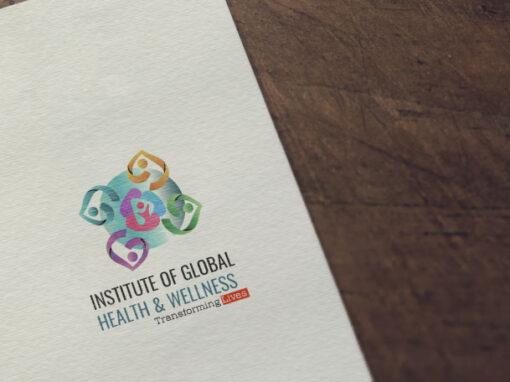Institute Of Global Health & Wellness Logo