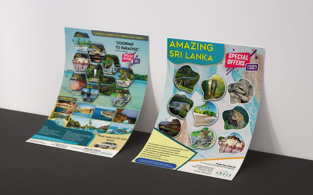 Amago Tours Leaflet