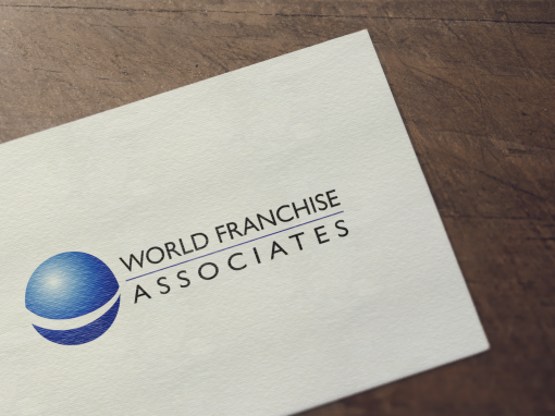 World Franchise Associates Logo Design