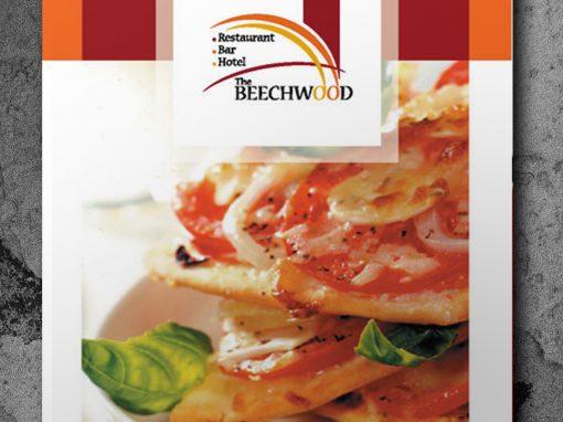 Beech wood Poster Design