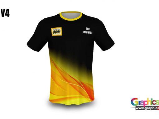 T-Shirt Design Sample