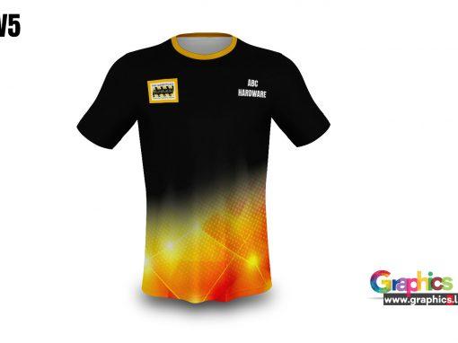 T-Shirt Sample Design