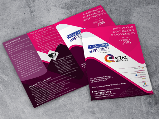Ret All Brochure Design