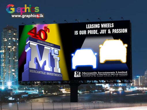 Outdoor Advertising, Promotional Campaign