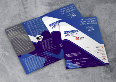 Ret All Brochure Design