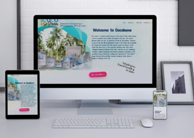 Cocobana Website