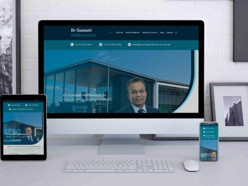 Brisbane Physicians Website