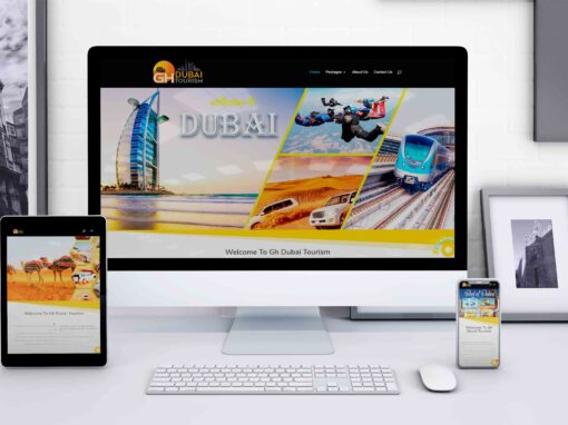 GH Dubai Website
