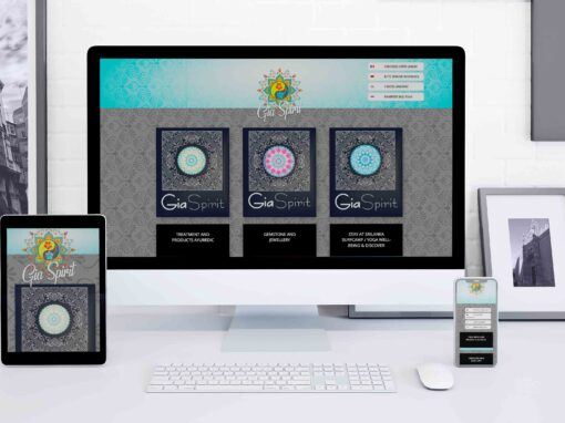Giaspirit Website