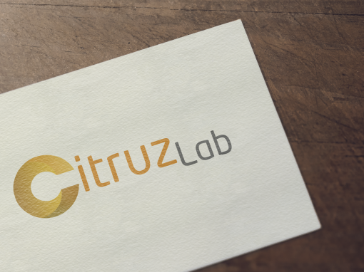 Citruz Lab Logo Design