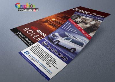 MI Leaflet Design