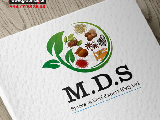 logo for spices company
