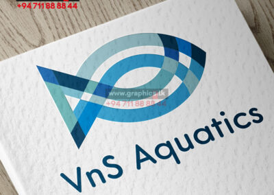 Aquatics Logo Design