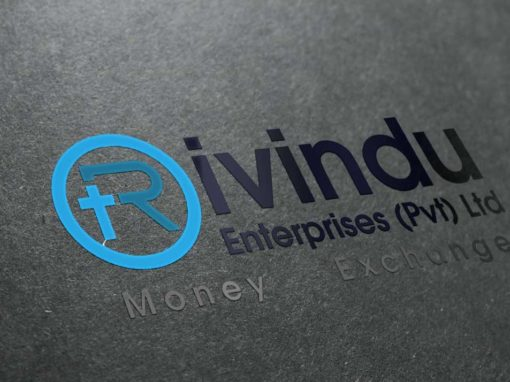 Rivindu Enterprises Logo