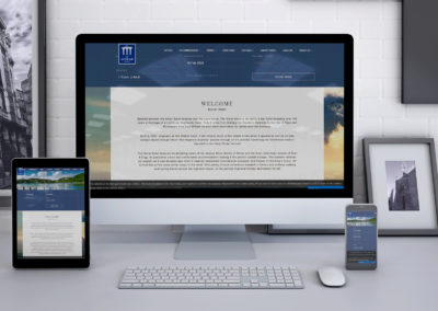 Morarhotel Website Design