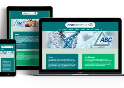 Abc Pharmacy Websites Design