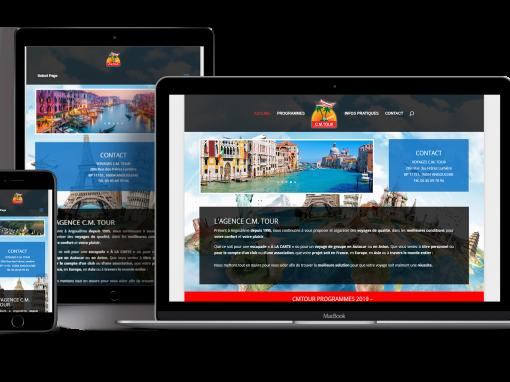 CM Tour Websites Design