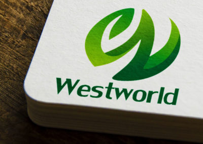 West World Logo Design