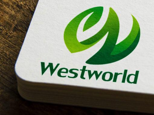 West World Logo Design