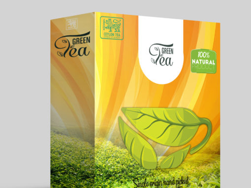 Tea Product Design