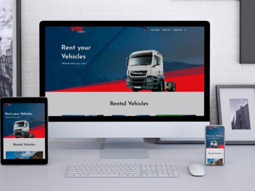 Vts Website Design